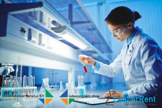 LabForRent is now part of LabMakelaar Benelux B.V.