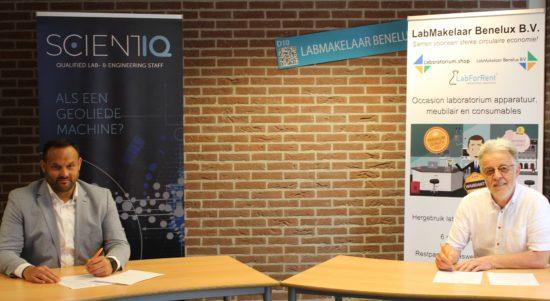 LabForRent Scientiq Staffing